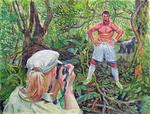 Ronaldo-Planet of the apes  @ Wim Carrette