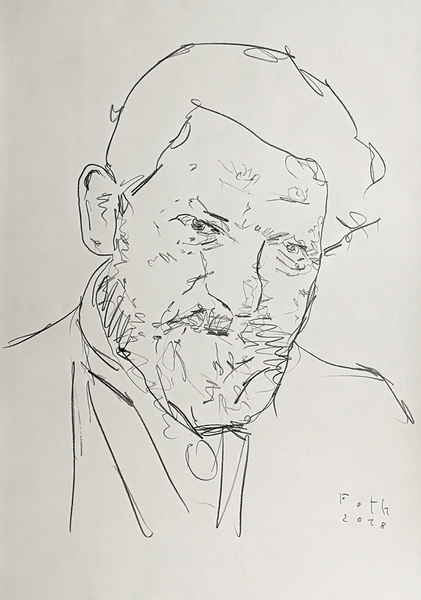 Studie zu Heinrich Zille