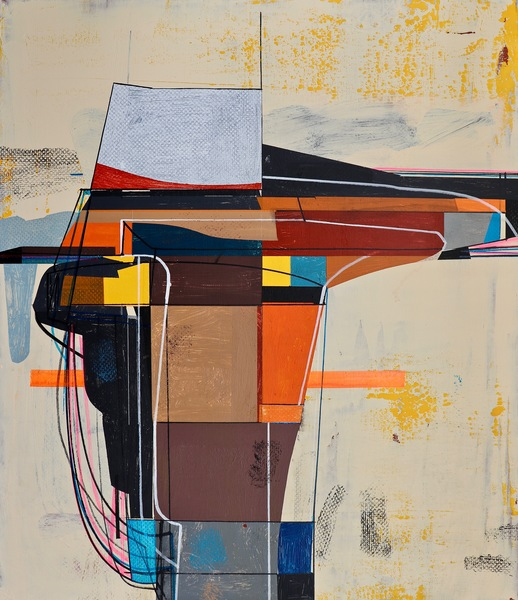 Jim Harris: Low Orbital Listening Station at Kühlungsborn Ost. A