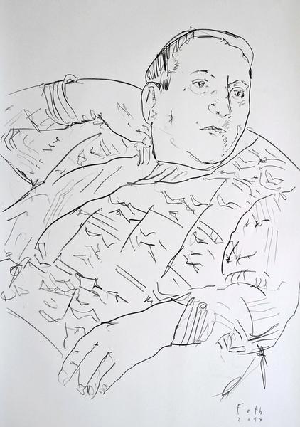 Studie zu Gertrude Stein