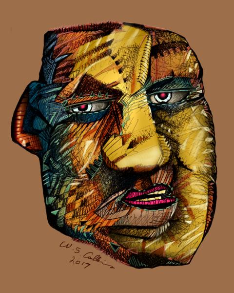 Talisman Head Yellow 1