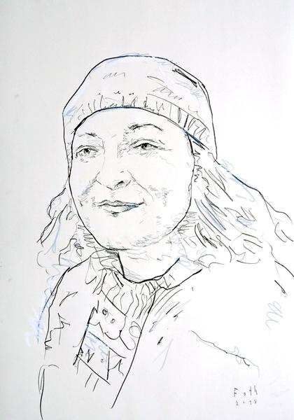 Ioana, April