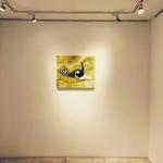 in exhibition