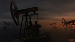 Texas oil jacks