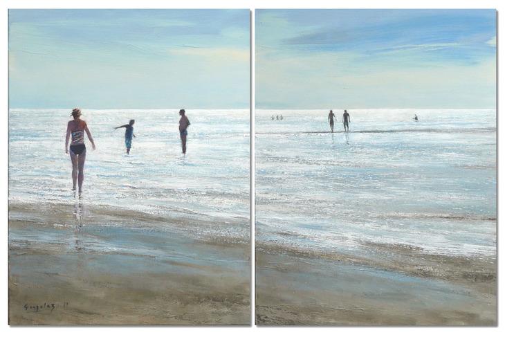dyptic beach