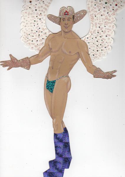 The Pride Angel