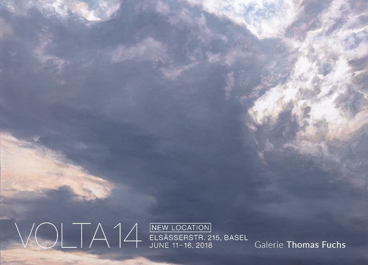 Volta Basel, 11.-16.6.2017, Galerie Thomas Fuchs