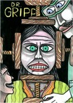 Doctor Gripp, unusual outsider art, fantastic story
