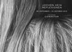 Exhibition Galerie Commeter, Hamburg, 05.09.–10.10.2018