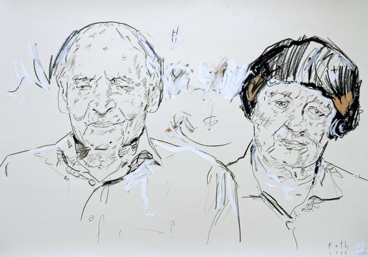 Erwin und Gertrud Siemantel I