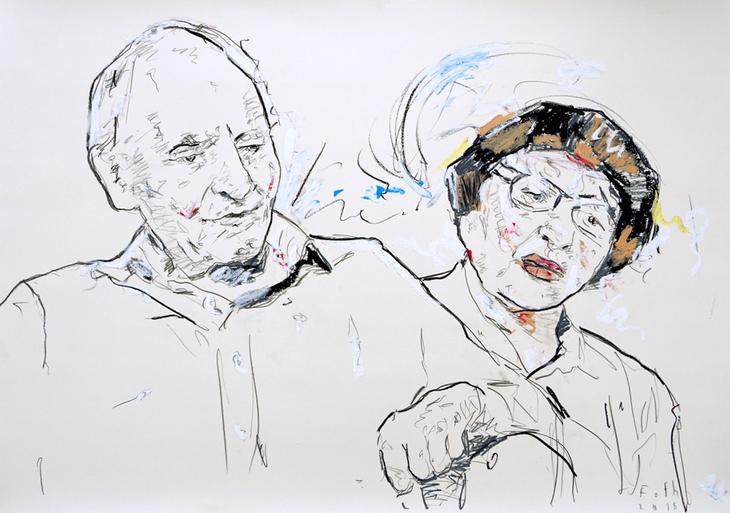 Erwin und Gertrud Siemantel II