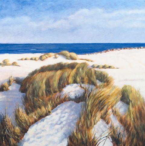 Helgoland dunes