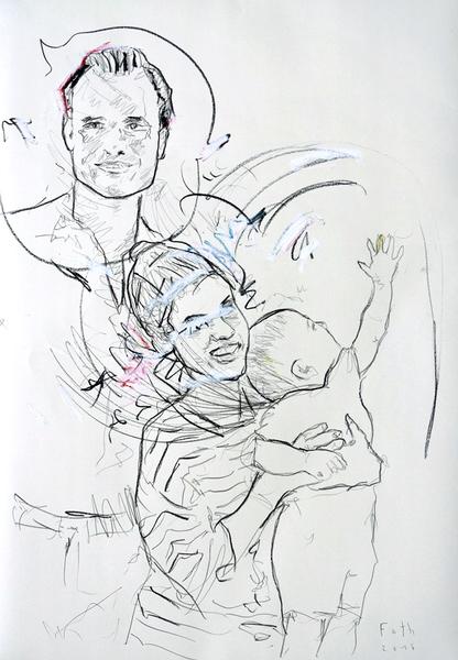 Moderne Familie II