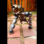 Bipedal Borg