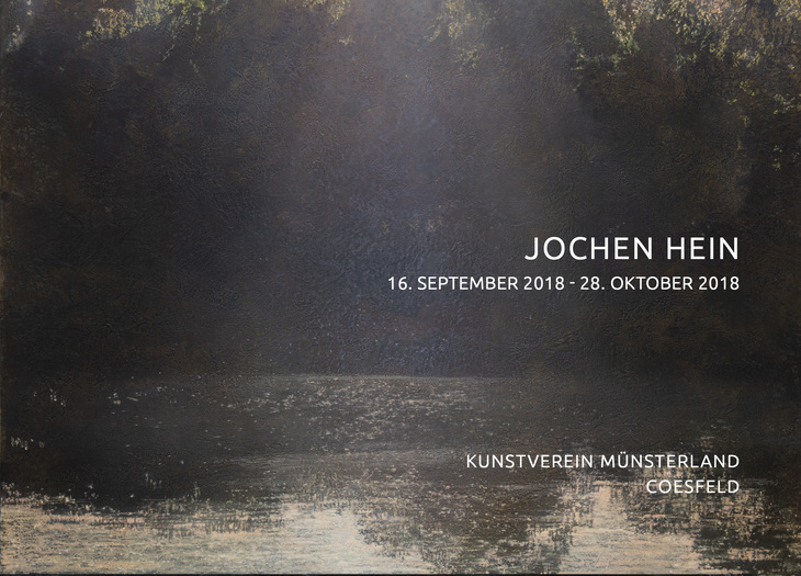 Kunstverein Münsterland, 16.09.-28.10.2018