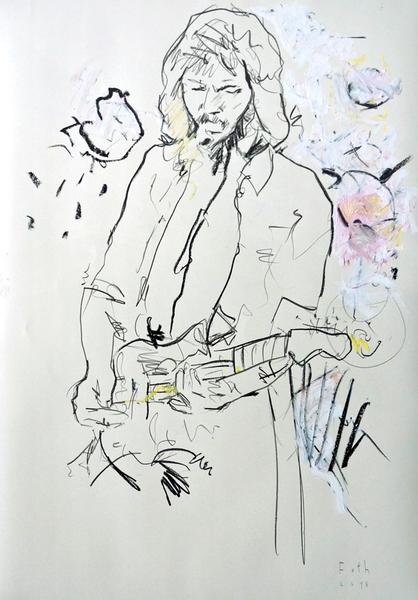 Clapton, September