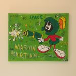 Marvin The Martian – CARTOON COLORS