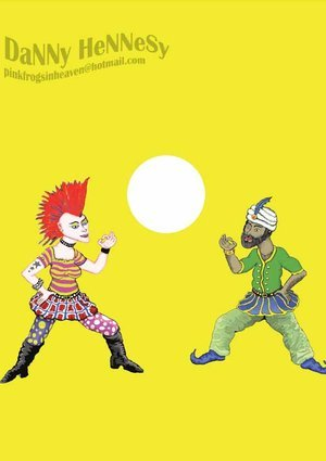 Indian and Punk