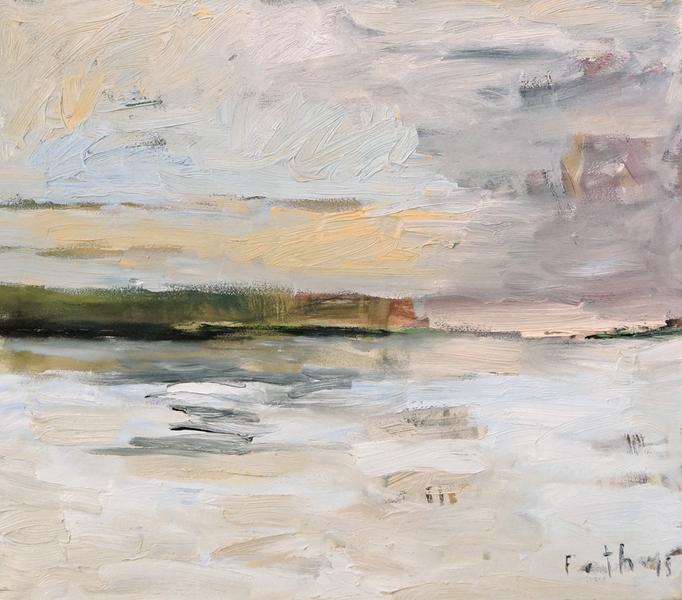 Unterbacher See, Oktober III