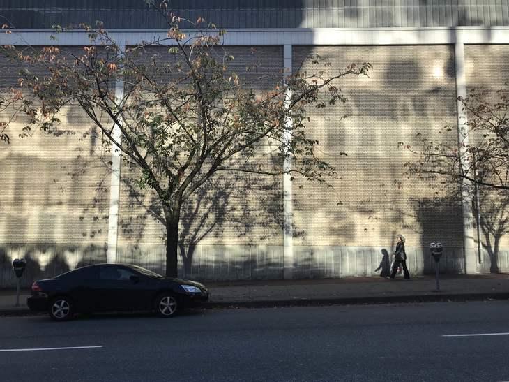 Vancouver shadows