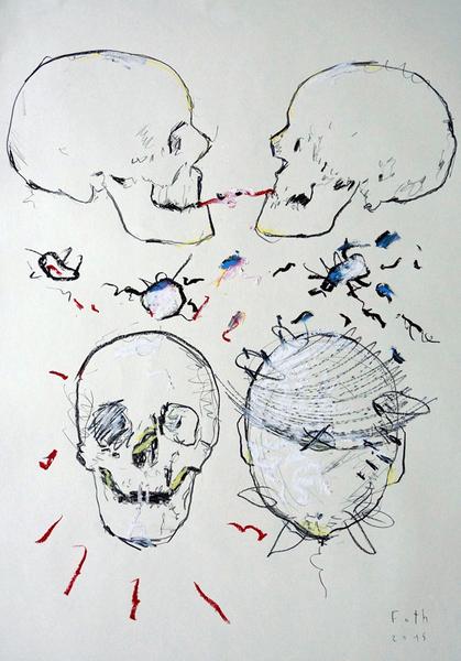 Die ungezügelten Freuden der Toten