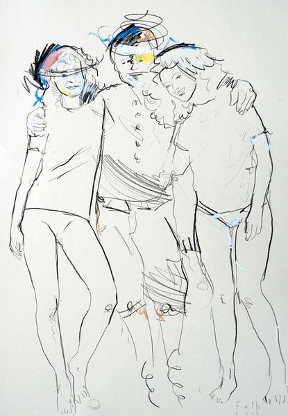 Kleine Gruppe, November IV