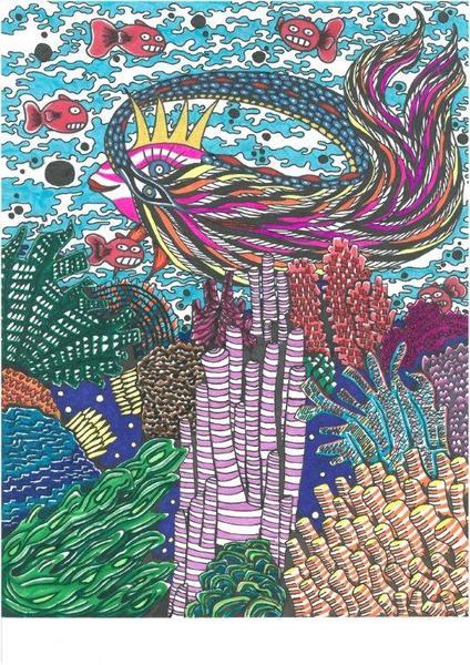 stara kost old bone Princeza sa koraljnog grebena (sa tjelohr...