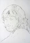 Der Künstler als junger Mann VII