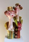 Couple Ceramic sculpture