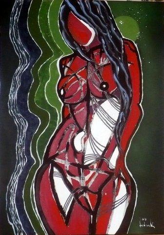 Kobieta 3d 002