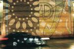 Stephan Brenn - Projektion gegenüber Zentrum für internationa...