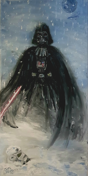 The Solitude of Darth Vader