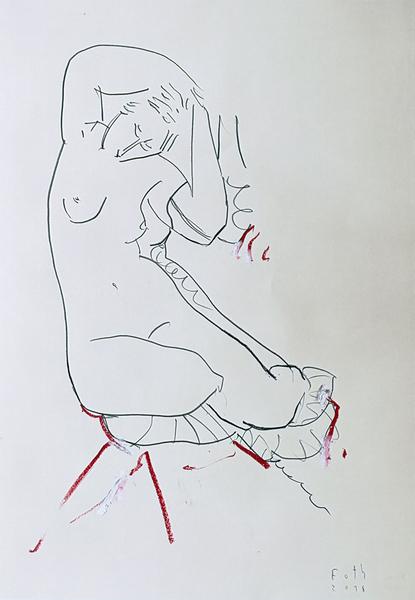 Hommage an Amedeo Modigliani