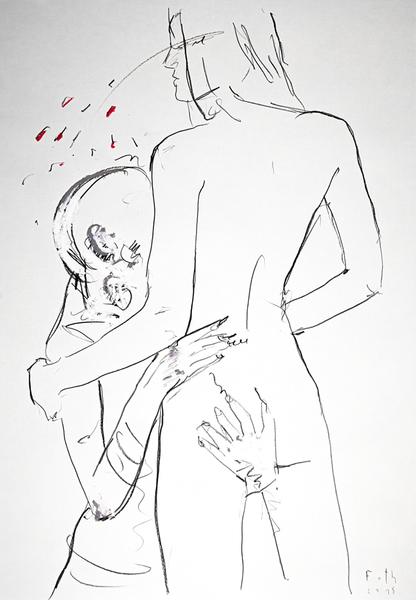 Mutter und Kind, Dezember