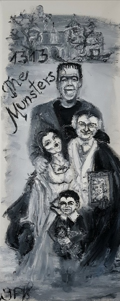 The Munsters 1313