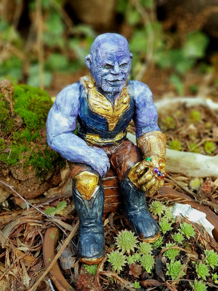 Thanos & The Grateful Universe