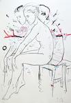 Im Atelier, Januar VI