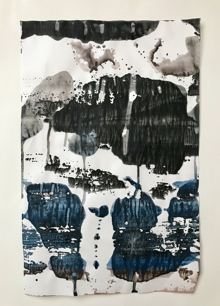 Untitled on paper