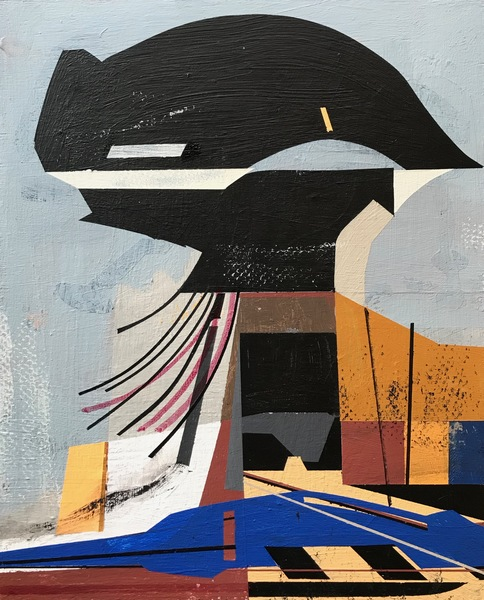 Jim Harris: Dream Modification Platform at Schwarzenborn.