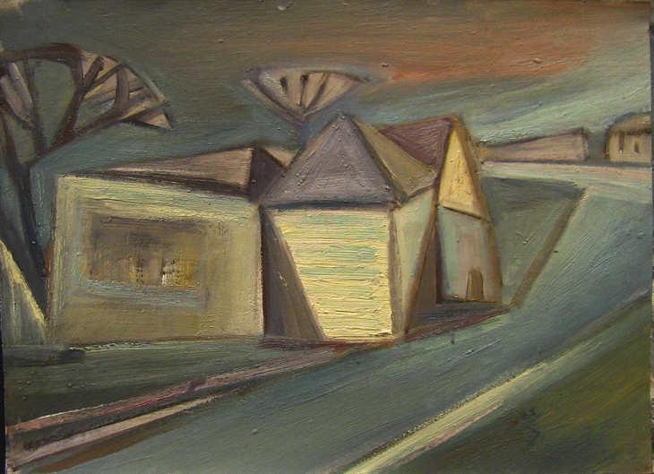 Häuser am Sägeplatz