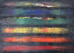 gay flag paintings queer flags painting  colors raphael perez