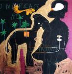 MARGARITA UND DIE LIEBE VON PONTIUS PILATUS, 2015,   120 x 12...