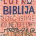 Puppetbible front page, true art which introduces you to worship