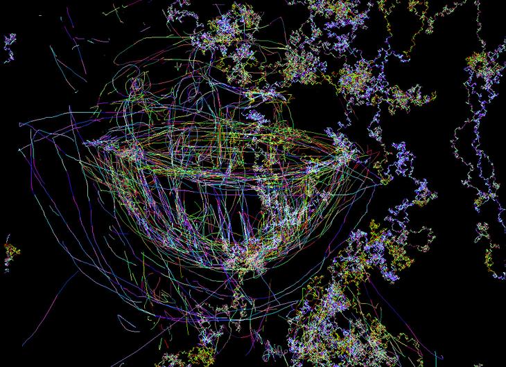 Überlappungszeichnung 169, 2004