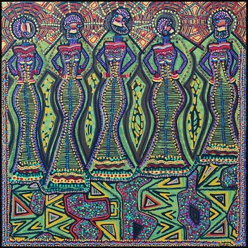 Mirit Ben-Nun woman artist art painter paintings gallery