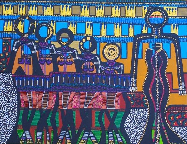 Mirit Ben-Nun Israeli artist paintings drawings gallery