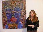 israeli art painted painter fine arts gallery