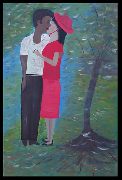 Loving art israeli artist paintings and drawings
