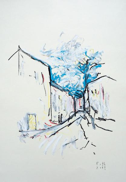 Krippstraße, Eller