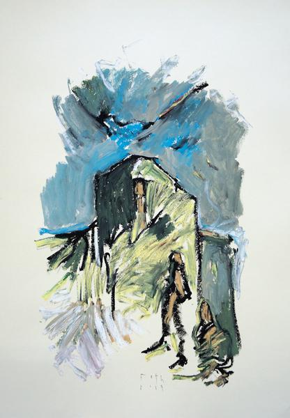 Hommage an Léon Spilliaert II